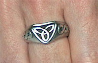 RING (PEWTER TRUST)