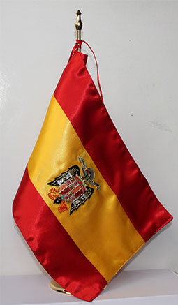 DESKTOP FLAG (SPAIN/EAGLE)