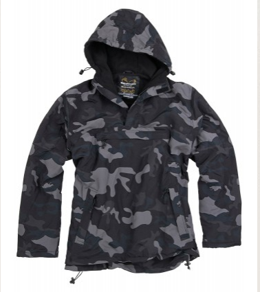 WINDBREAKER DARKCAMO