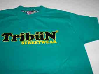 T-SHIRT (TRIBÜN GREEN)