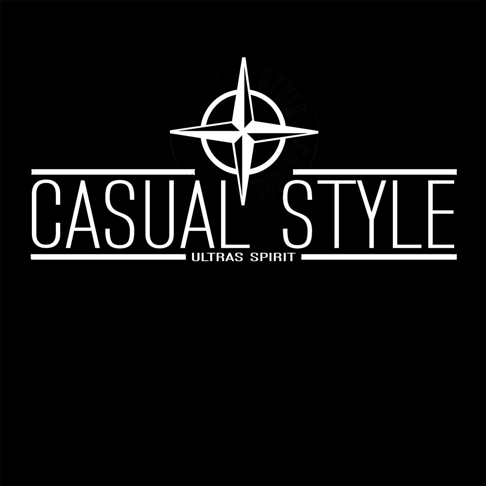 CAMISOLAS (BLACK/ CASUAL STYLE -ULTRAS SPIRIT)