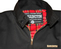 HARRINGTON JACKET (BLACK)