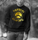 SWEATSHIRTS (BLACK DEFEND EUROPE)