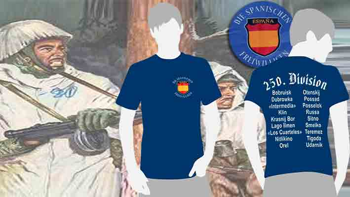 T-SHIRT (NAVY/BATTLES/250 DIVISION)