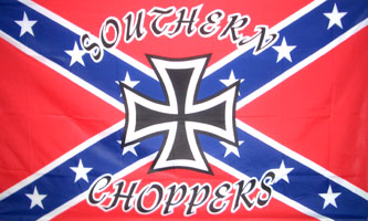 FLAG (SOUTHERN CHOPPERS)