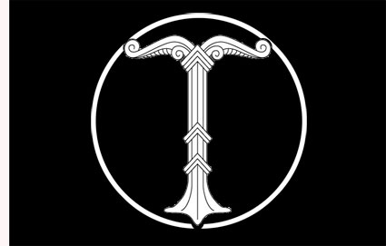 FLAG IRMINSUL (BLACK)