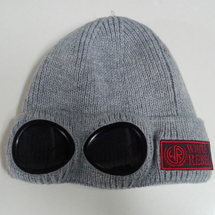HAT GOGGLE W&R CASUAL GREY