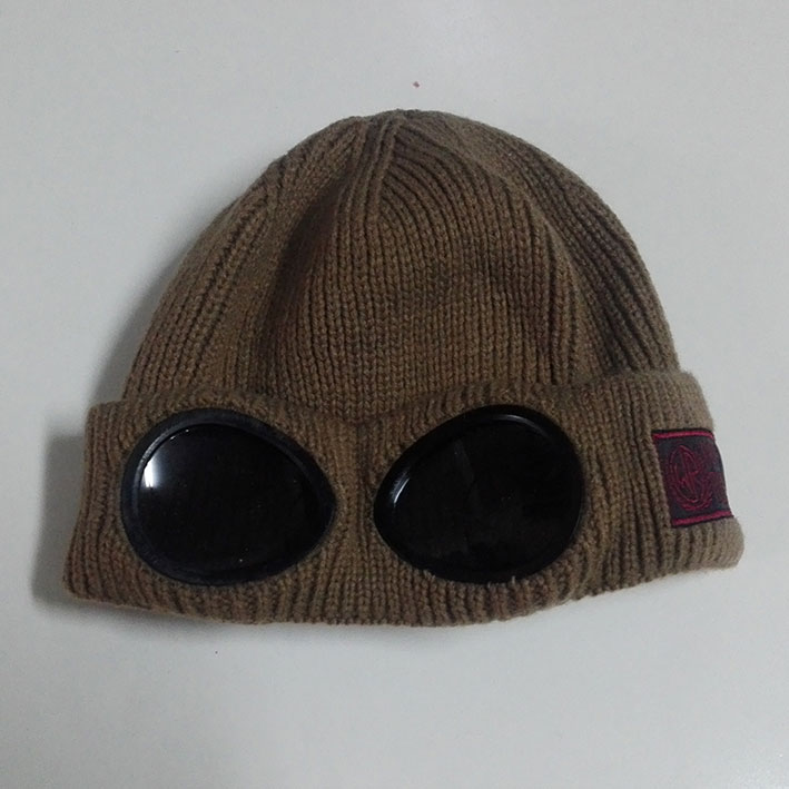 HAT GOGGLE W&R CASUAL BROWN