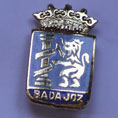 BADGE (BADAJOZ COAT)