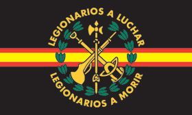 FLAG (LEGIONARIES TO FIGHT/TO DEAD)