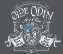 T-SHIRT (DARK GREY ODIN / AXE CLAN)