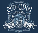 T-SHIRT (NAVY ODIN / AXE CLAN)