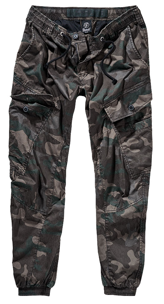 TROUSERS DARKCAMO (ELASTIC ANKLE)