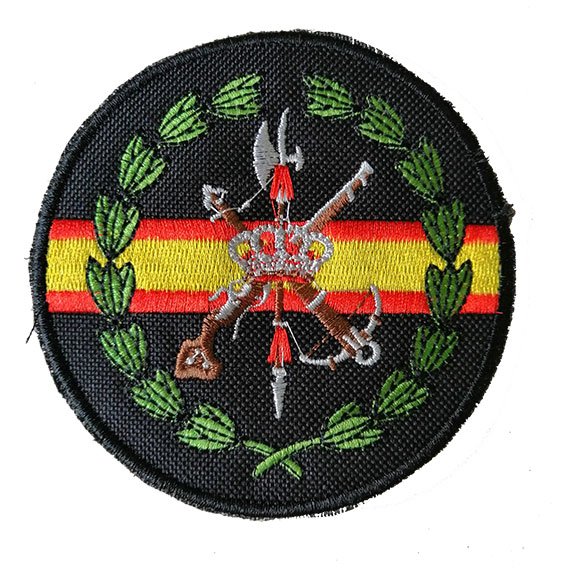 PATCH (LA LEGIÓN -FOR VELCRO-)