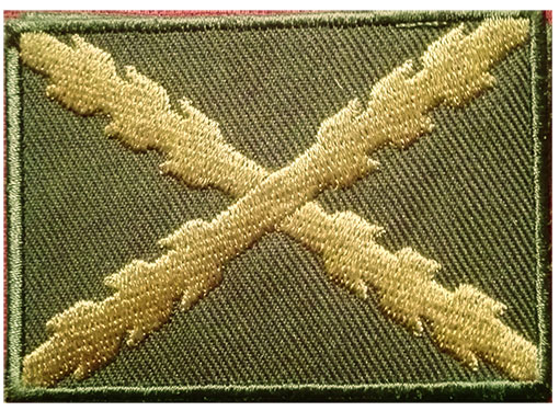 PATCH (ASPAS DE BORGOÑA -GREEN-)