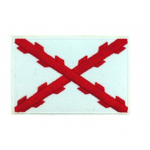 PATCH (ST. ANDREW´S CROSS)