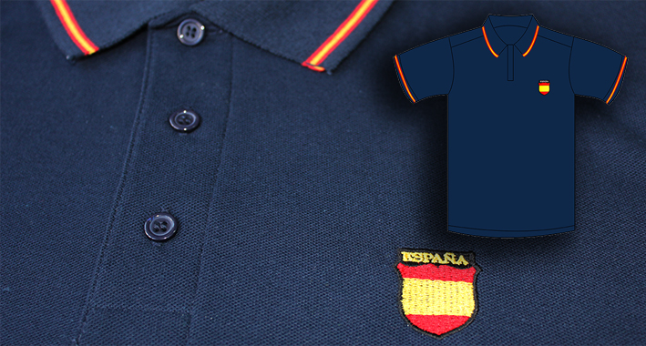 POLO NAVY (PLAIN BLUE DIVISION)
