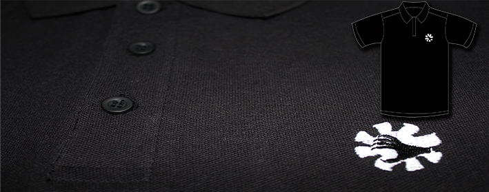POLO BLACK (SPANISH CLAW)