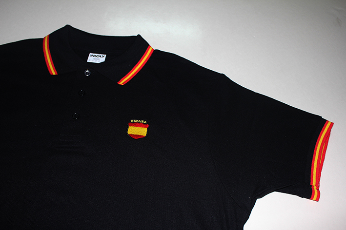 POLO EMBROIDERED / BLUE DIVISION