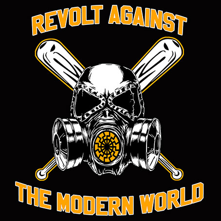 PACK 20 STICKERS (REVOLT AGAINST THE MODERN WORLD)