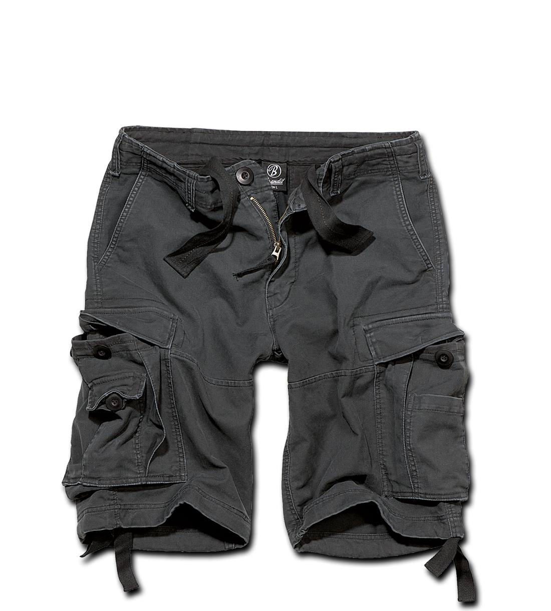 SHORTS BRANDIT (BLACK)
