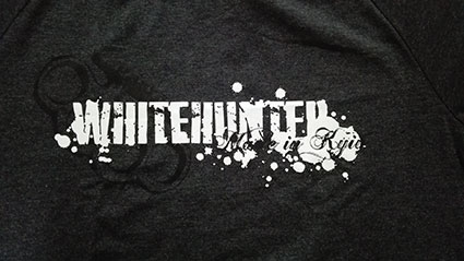 T-SHIRT (SVA STONE WHITEHUNTER)