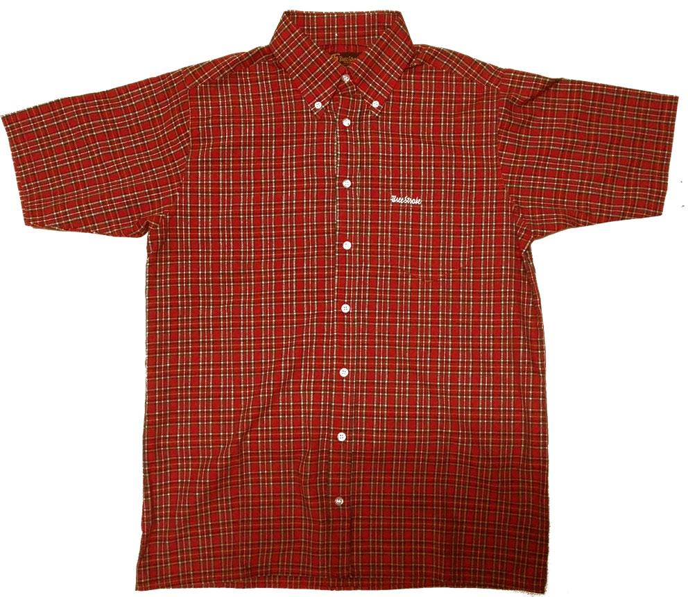 CAMISA THREE-STROKE ESCOCESA