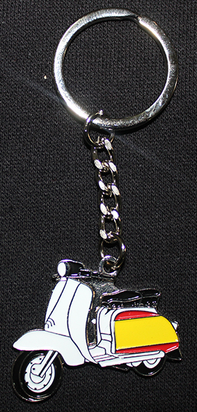 KEY RING (LAMBRETTA/SPAIN)