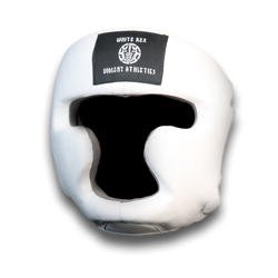 HEAD GUARD WHITE REX (WHITE)